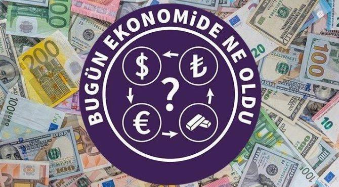 Bugün ekonomide ne oldu? (30.10.2020)