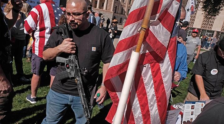 ABD başkanlık seçimleri öncesi silah satışlarında patlama