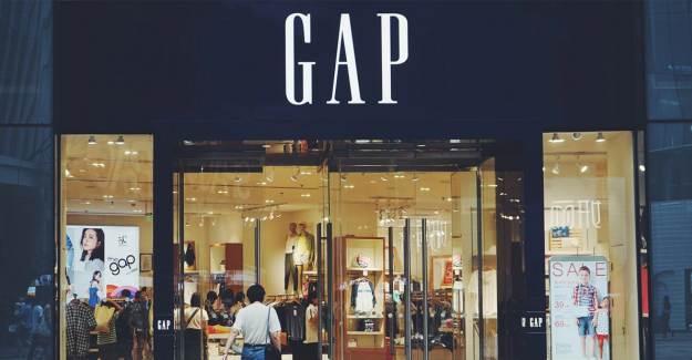 ABD'li GAP Mağazalarını Kapatıyor