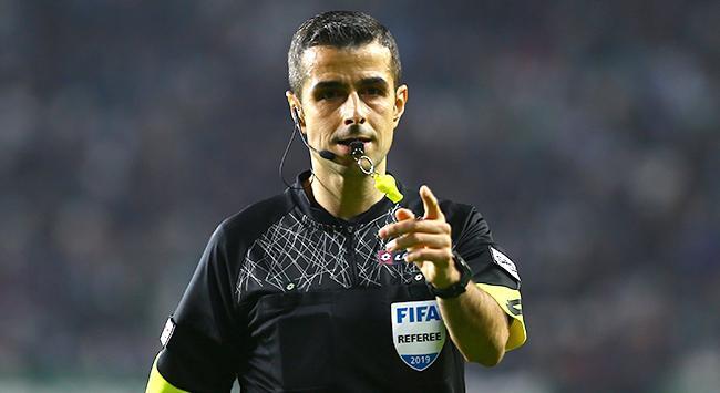 Antalyaspor-Fenerbahçe maçının VAR hakemi Mete Kalkavan