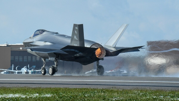 BAE'ye F-35 satışı gündemde