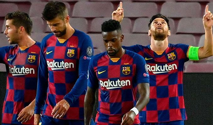 Barselona iflas etti!