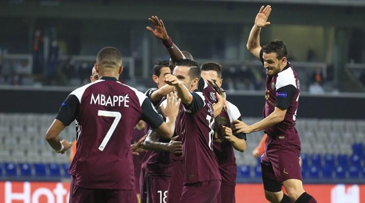 Başakşehir, Şampiyonlar Ligi'nde üst üste ikinci yenilgisini aldı