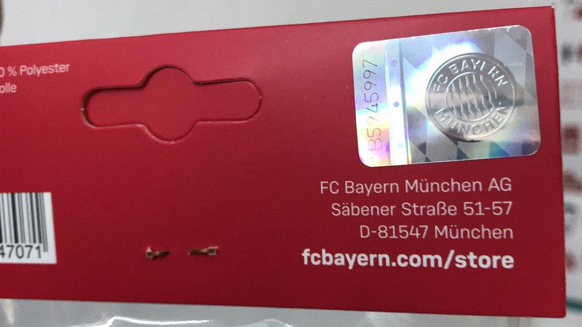 Bayern Münih in taraftar maskeleri Zonguldak'tan #2