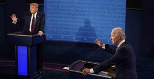 Trump ve Biden'ın Seçimler Öncesindeki Son Canlı Yayın Tartışmasında Akılda Kalanlar