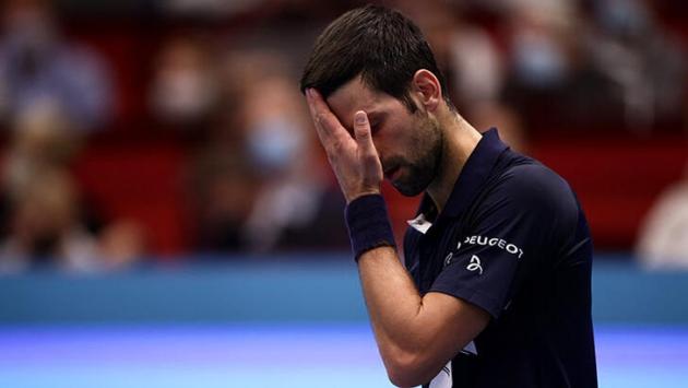 Djokovic'ten çeyrek finalde veda