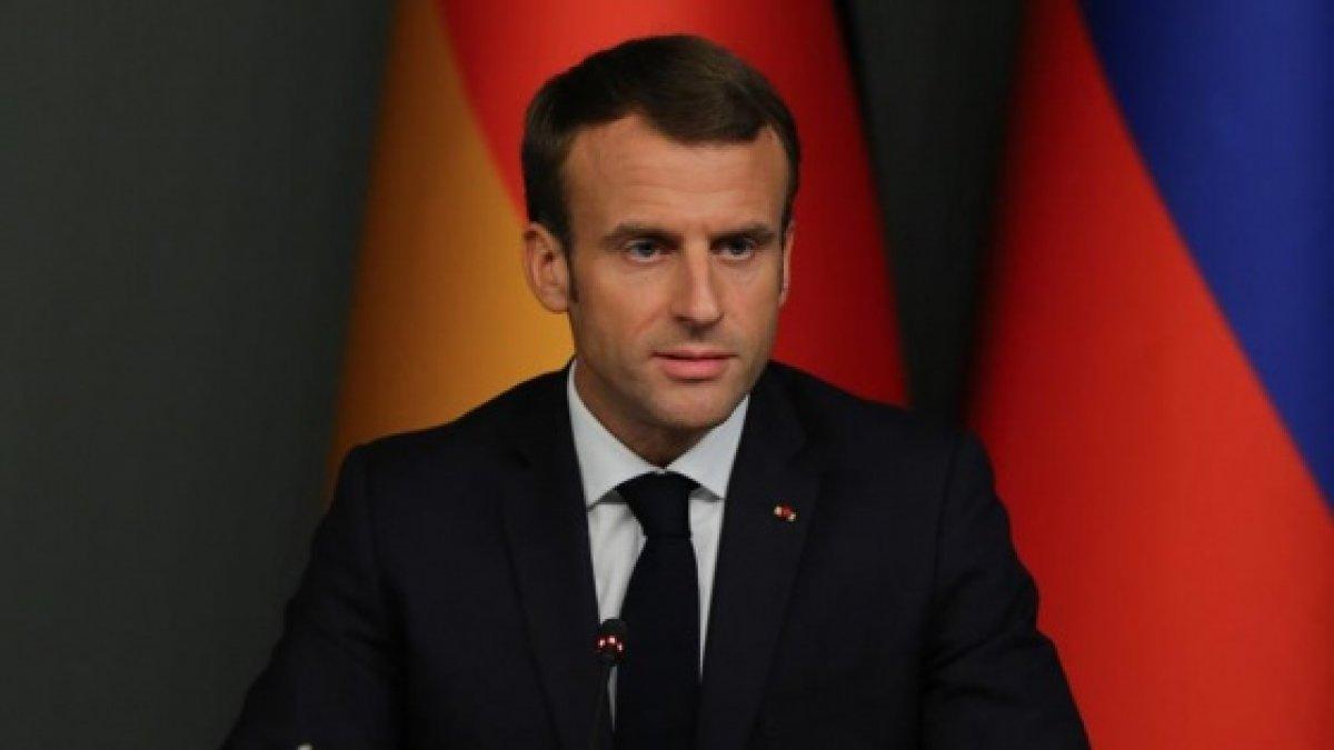 Fas ta Macron un ülke topraklarına girmesi halinde yakalanması talep edildi #2