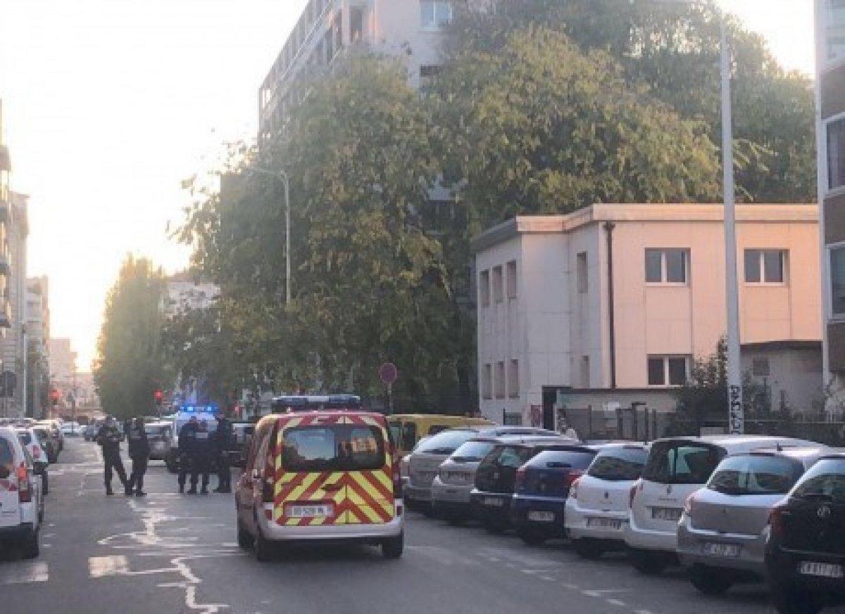 Fransa da, Yunan Ortodoks kilisesine saldırı #2