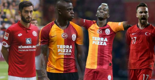 Galatasaray'da Transfer Hareketliliği Başladı