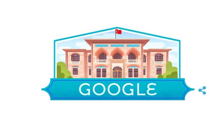 Google, 29 Ekim Cumhuriyet Bayramı için Doodle hazırladı