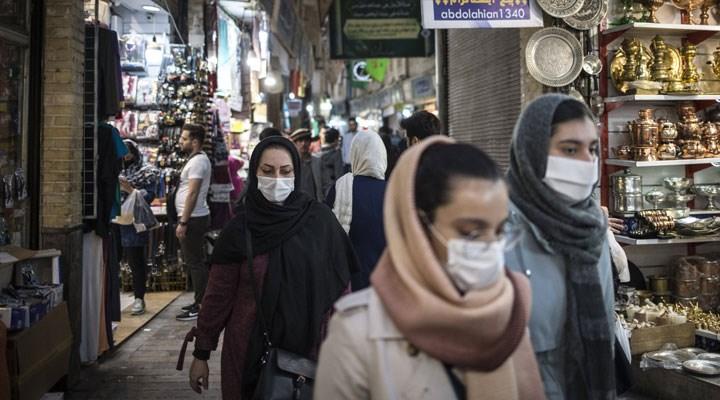 İran şimdiye kadar 5 milyon testle 628 bin vaka tespit etti