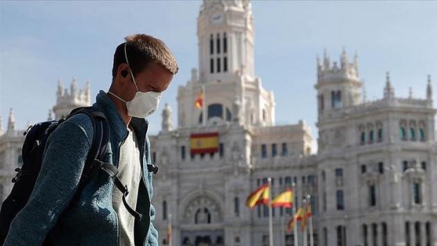 İspanya'da koronavirüs OHAL'i uzatıldı!