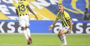 Fenerbahçe Futbolcusu Pelkas Yunanistan'da Manşet Oldu