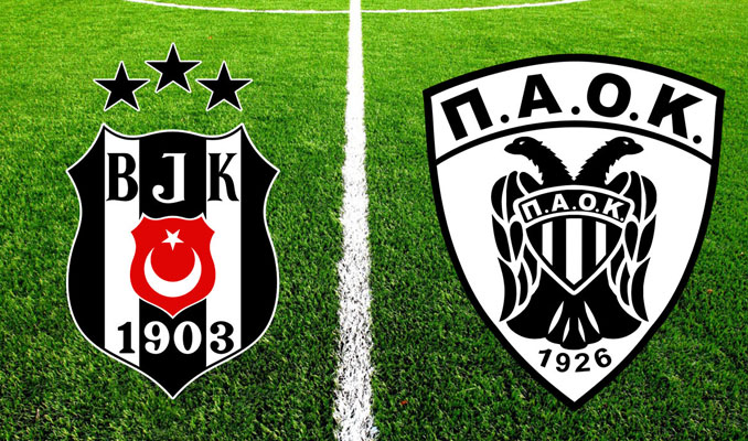 PAOK - Beşiktaş maçı şifresiz yayınlanacak