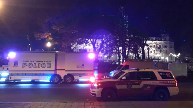 Şimdi de Kanada'da bıçaklı saldırı:2 kişi hayatını kaybetti