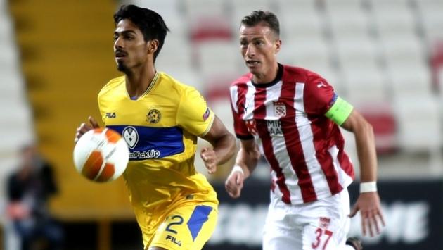 Sivasspor 1-2 Maccabi Tel-Aviv