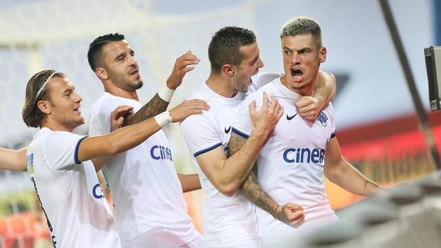 Trabzon'da baş döndüren mücadele!