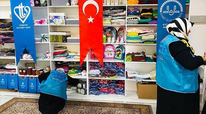 Türkiye Diyanet Vakfı yurttaştan para istedi