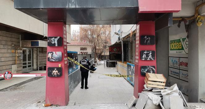 8. kattan düşen genç kız ağır yaralandı