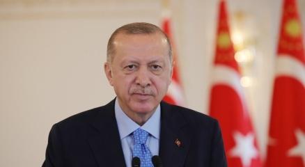 Cumhurbaşkanı Erdoğan: TOGG otomobilinin pillerinde kullanılacak lityumu buradan temin etmeyi planlıyoruz