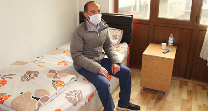 Evsiz olduğu halde kısıtlamalarda ceza kesilen Ali Çiftçi'ye Ankara Valiliği sahip çıktı