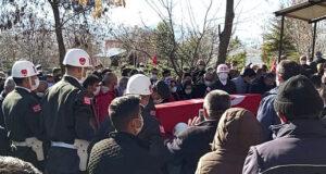 Kazada hayatını kaybeden teğmen toprağa verildi