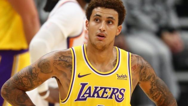LA Lakers'tan Kyle Kuzma'ya yeni kontrat
