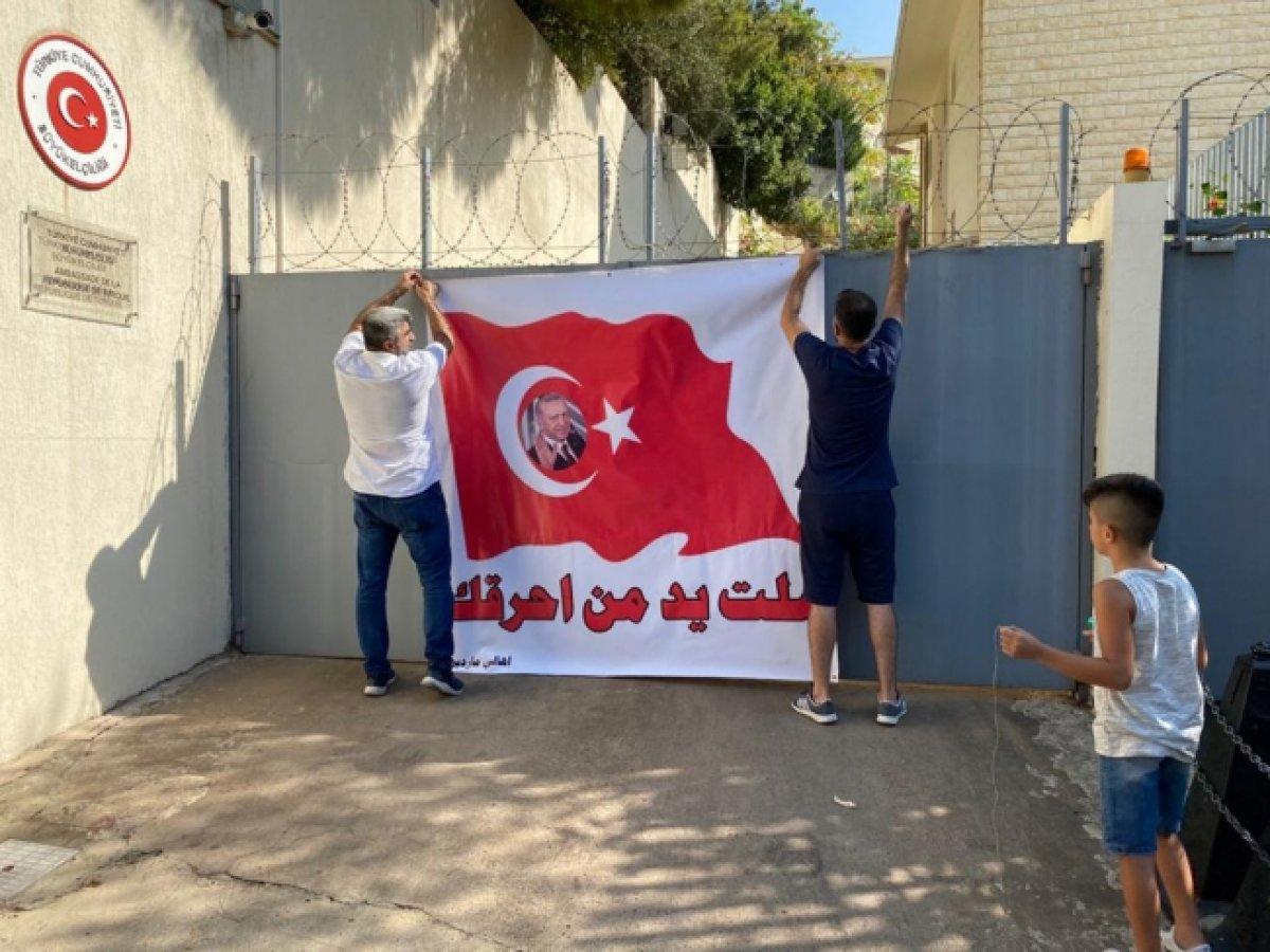 Lübnan Dışişleri Bakanı: Türkiye ile dostluk bağımız var #1