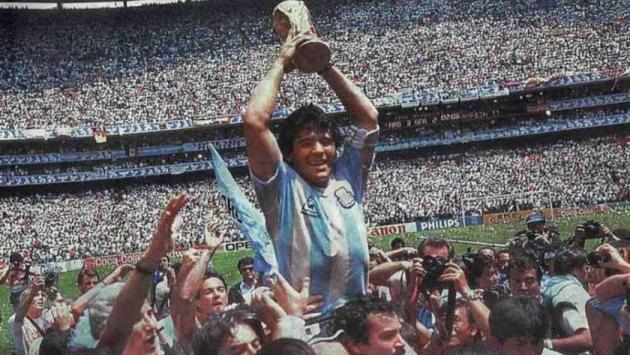 Maradona'nın vasiyetinde anıt mezar...