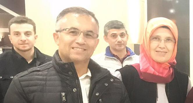Rize Valisi Kemal Çeber ve eşi Neslihan Ayan Çeber'in korona virüs testi pozitif çıktı
