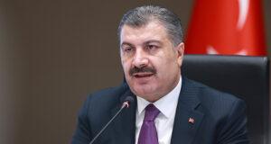 Sağlık Bakanı Fahrettin Koca'dan İstanbul'daki vaka sayılarına ilişkin açıklama!
