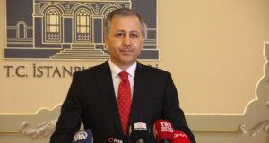 Vali Yerlikaya müjdeli haberi duyurdu: Vaka sayısı yüzde 40 düştü