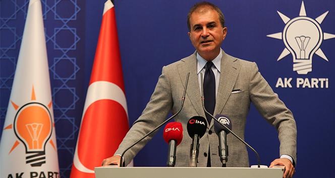 AK Parti Sözcüsü Çelik'ten Ayasofya açıklamaları