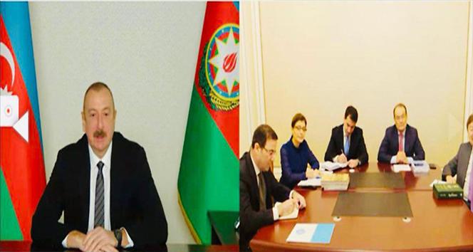 Aliyev: 'Türk Konseyi, Azerbaycan'ın haklı davasını herkesten çok daha güçlü bir şekilde desteklemiştir'