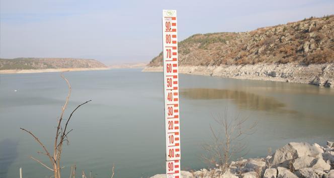 Ankara'da barajlar alarm veriyor