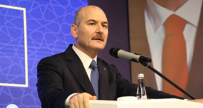 İçişleri Bakanı Soylu: 'Kemal Kılıçdaroğlu hakkında suç duyurusunda bulunacağız'