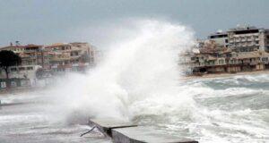 Trakya'ya kuvvetli fırtına ve yağış uyarısı