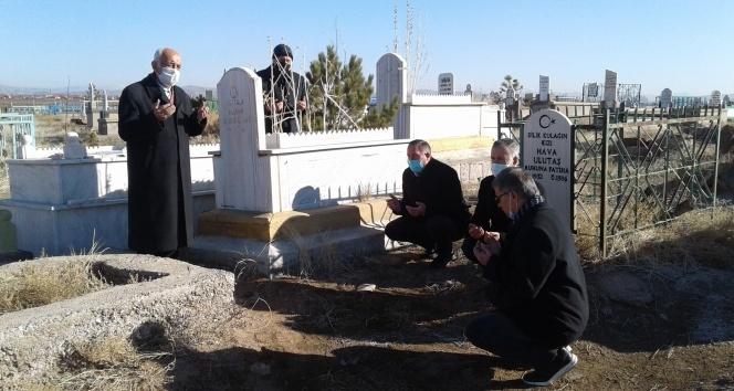 28 Şubat mağduru Binbaşı mezarı başında anıldı