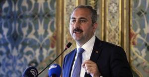 Adalet Bakanı Abdülhamit Gül'den Yeni Anayasa Açıklaması