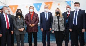 AK Parti Genel Başkan Yardımcısı Özhaseki: 'Şükrü başkan Türkiye'de örnek gösterdiğimiz bir belediye başkanı'