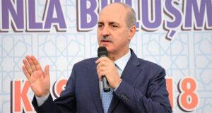 AK Parti Genel Başkanvekili Kurtulmuş'tan Kadir Topbaş için taziye mesajı