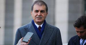 AK Parti Sözcüsü Çelik'ten Kadir Topbaş için taziye mesajı