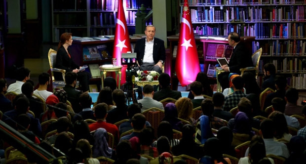 CHP'li Ağbaba, Cumhurbaşkanı Erdoğan'ın sözlerini TBMM gündemine taşıdı