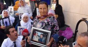 Diyarbakır'daki evlat nöbetinde 23. buluşma