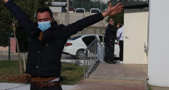 Kızına şiddet uygulayan Nurcan Serçe adliyeye sevk edildi