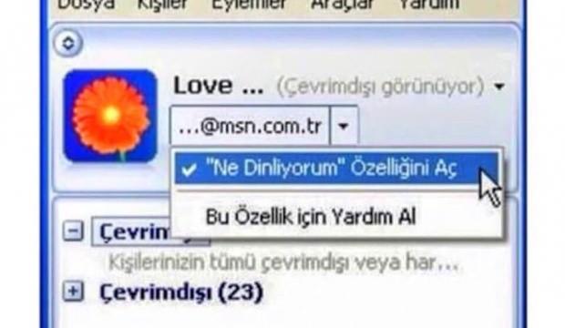 MSN'nin efsane özelliğini Türk geliştirici Twitter'a getirdi