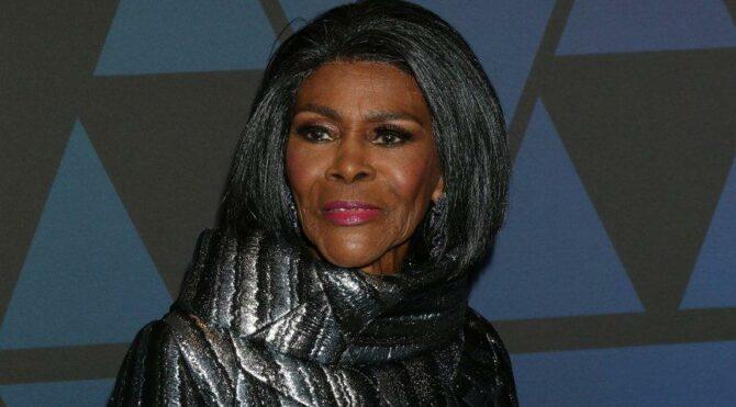 Oyuncu Cicely Tyson hayatını kaybetti
