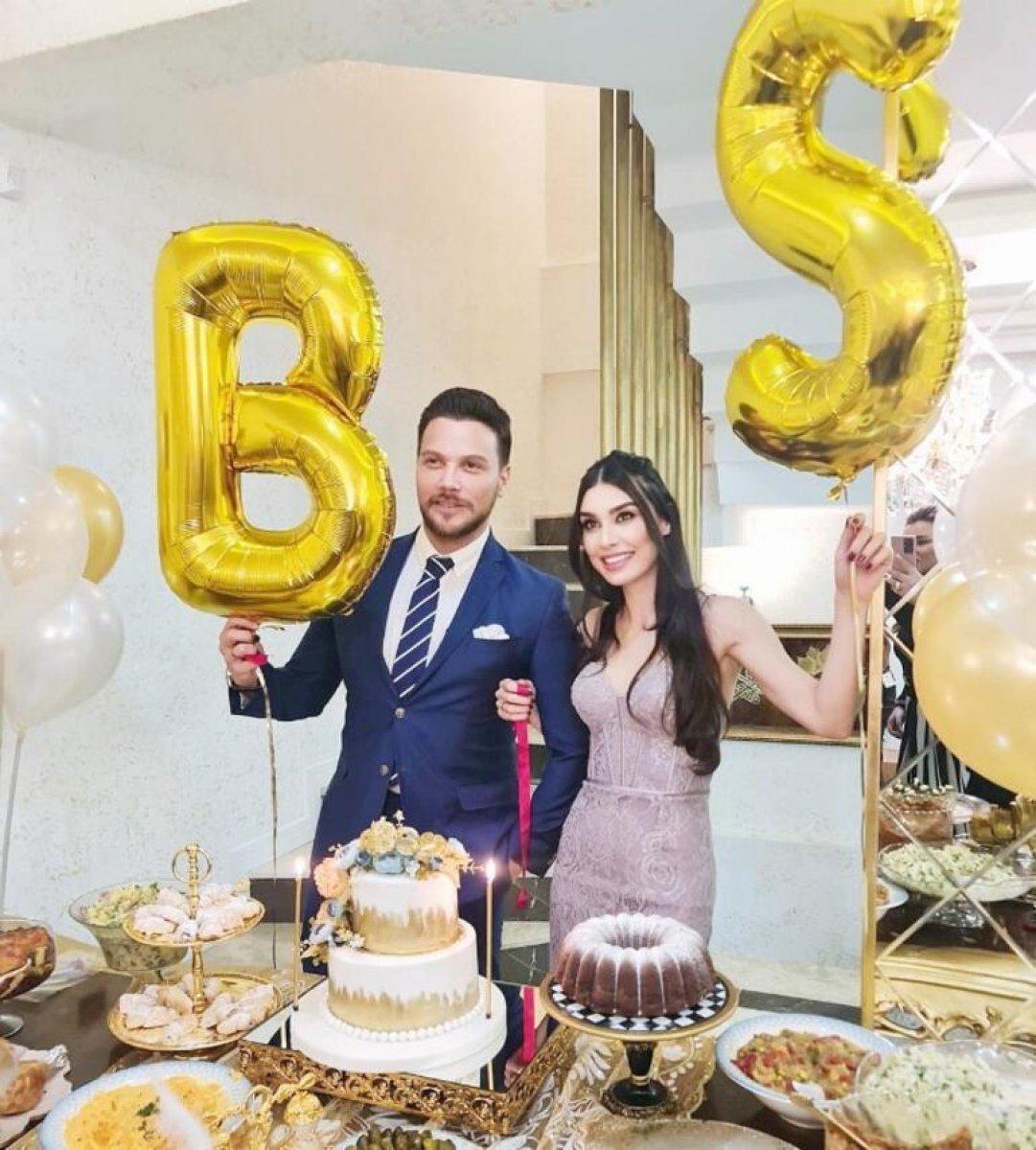Sinan Akçıl ile Burcu Kıratlı 22 Şubat ta evleniyor #1