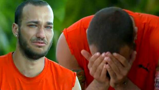 Survivor Sergen'in gözyaşları... 'Ben küçükken ailem dağıldı'