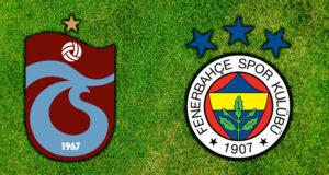 Trabzonspor Fenerbahçe Maç Anlatımı